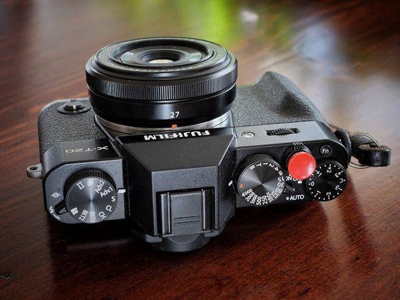 FUJIFILM X T20Camera