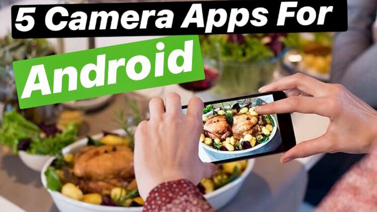 5 camera apps for android image