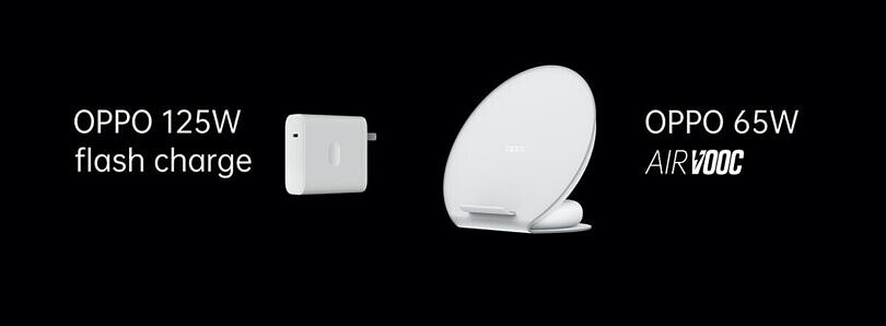 oppo 125W supervooc charger