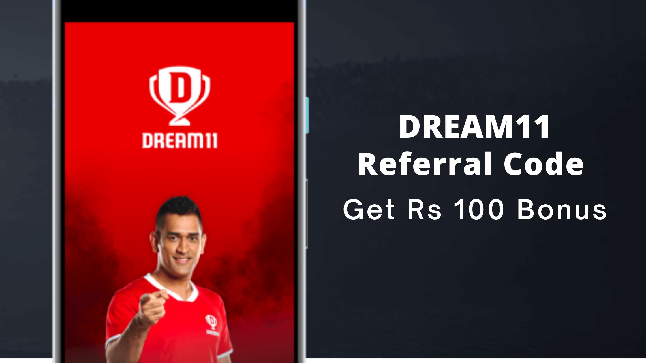 Dream11 Referral Code