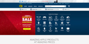 Best Buy Canada (top 10 Online Shopping Site in Canada)