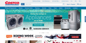Costco Canada (Shopping Online Site)
