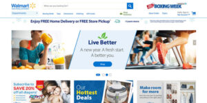 Walmart Canada (Best Online Shopping Site in Canada)