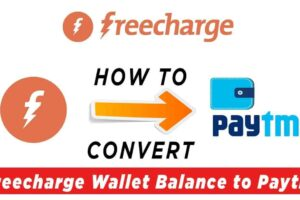 how to transfer money from Freecharge to PayTM