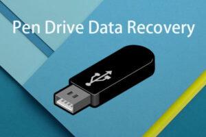 How to recover deleted files from pendrive