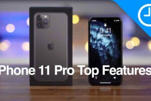 new Features of the iPhone 11 Pro