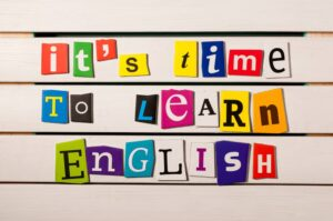 learn english at home step by step