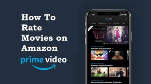 How to Rate Movies on Amazon Prime