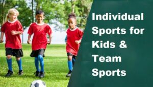 Individual Sports for Kids